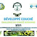 Force athletique challenge du comite normand au gymnase d'eu