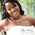 Collection bijoux mariage exquise - collier mariée ondée