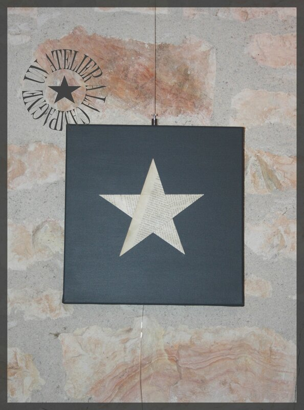Cadre étoile