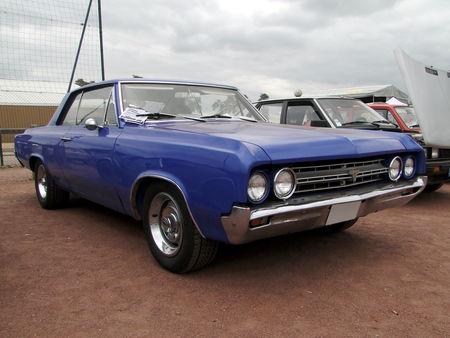 OLDSMOBILE F85 Cutlass Hardtop Coupe 1964 Bourse de Crehange 2009 1