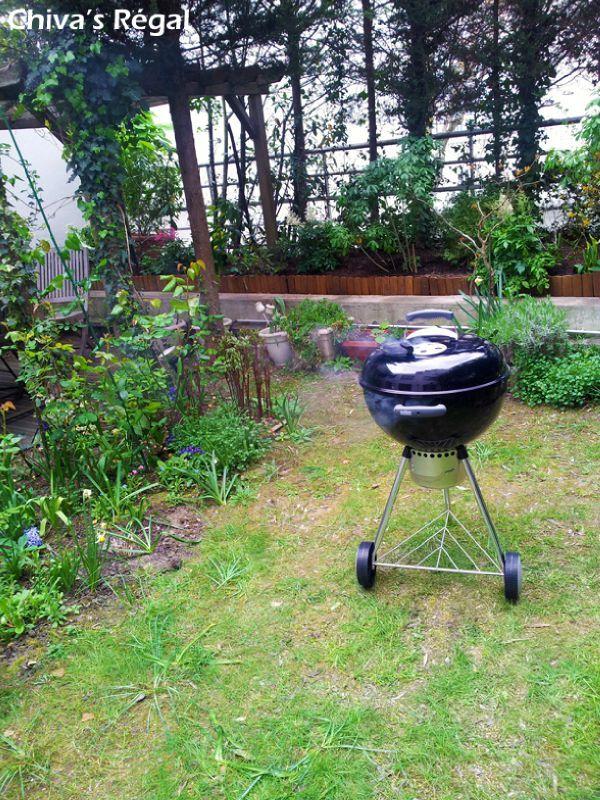 Pour l'amour du barbecue