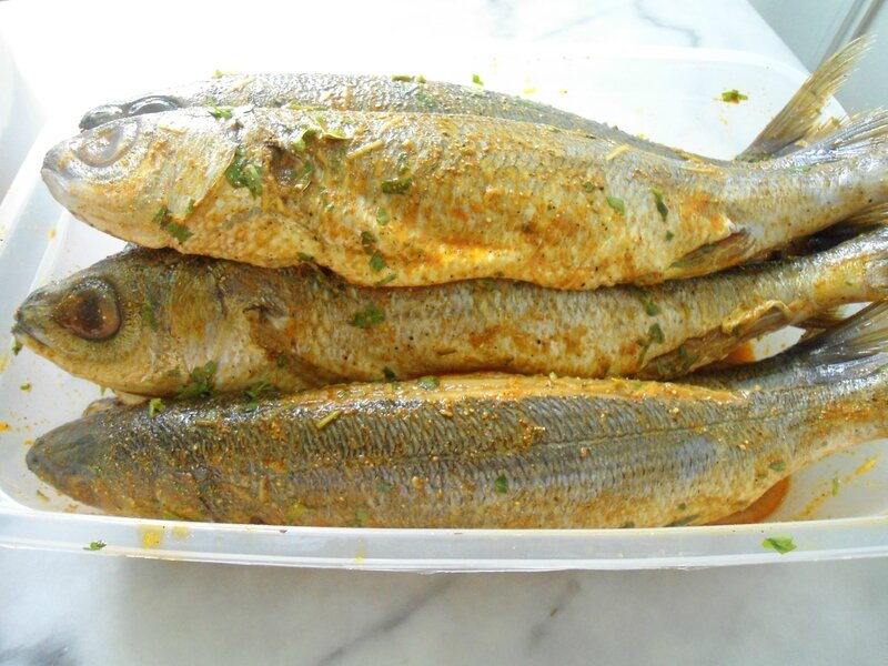 chermoula poisson