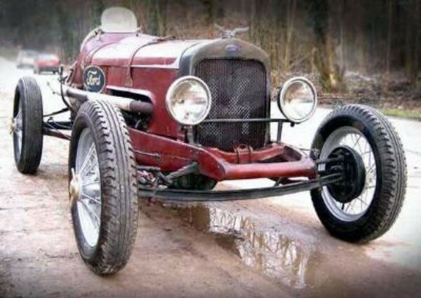 Ford A Special 1930, 3300cc