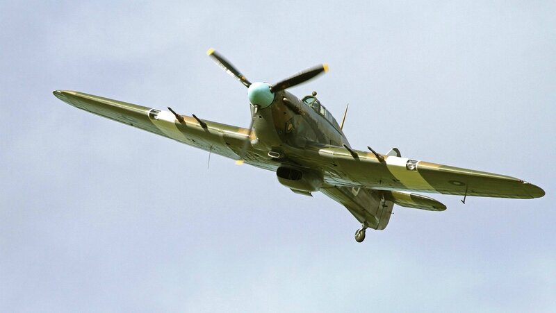 elvington Hurricane