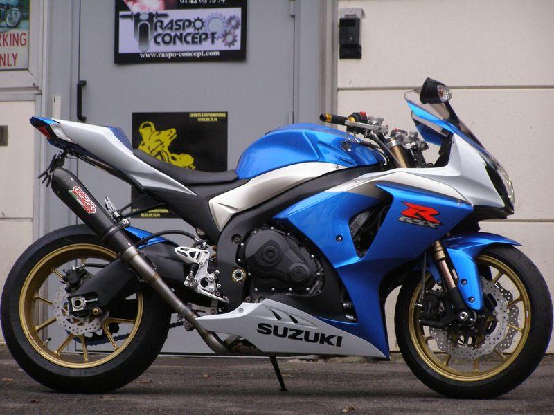 Raspo GSXR 1000 Street-bike Raspo-Concept