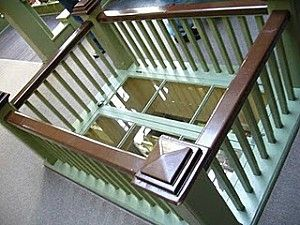 plan maison winchester