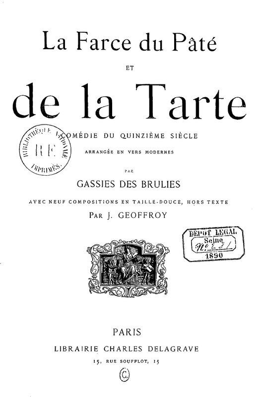 Farce pâté et tartre - 1