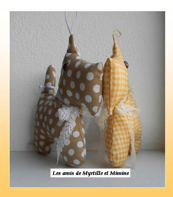 les amis de myrtille et mimine 27