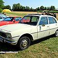 Peugeot 504 berline de 1979 (6ème Fête Autorétro étang d' Ohnenheim) 01
