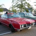 OLDSMOBILE Delmont 88 2door convertible 1967 Offenbourg (1)