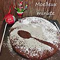 18ème porte du calendrier de l'avent recettes.de . ma mission : chocolat !!