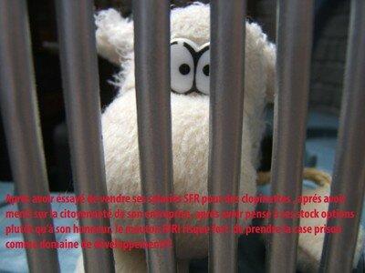 Riri en prison