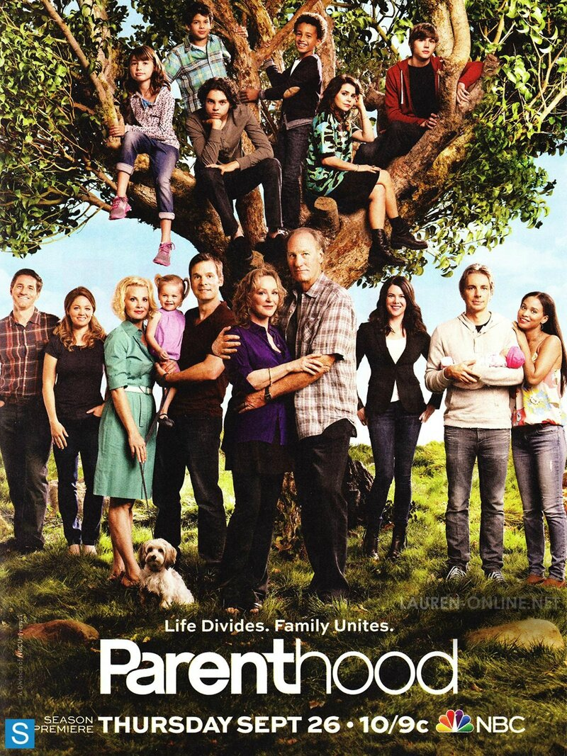 Parenthood s5