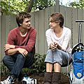 Shailene Woodley and Ansel Elgort The Fault in Our Stars movie 02