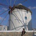 Moulins de Mykonos