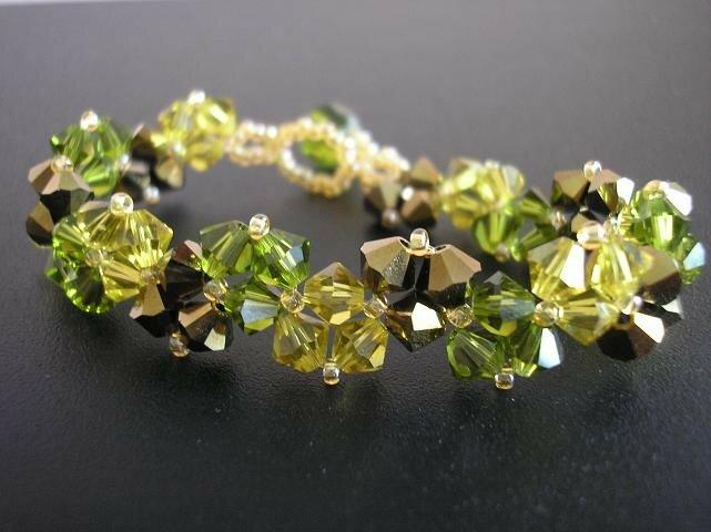 Bracelet tricouleur