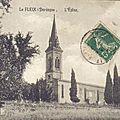le fleix l'église 2