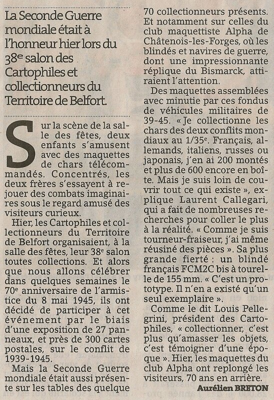 Salon 2015 Article ER Texte 13 avril 2015 RR