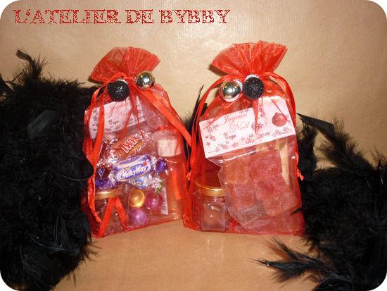 Cadeaux d 39 assiettes pour r veillon de no l l 39 atelier de - Petit cadeau de table pour noel ...