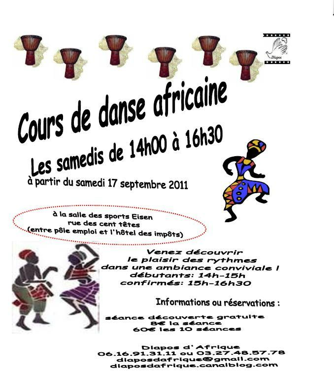 reprise des cours de danse djembe 2011 2012 diapos d 39 afrique. Black Bedroom Furniture Sets. Home Design Ideas