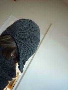 Capucine hat Ravelry