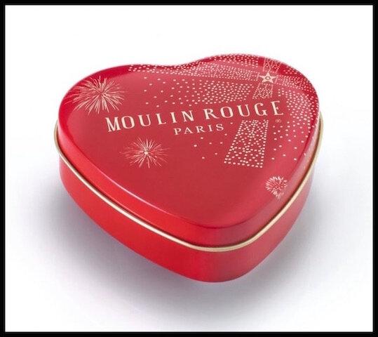 moulin rouge boite coeur bonbons 1
