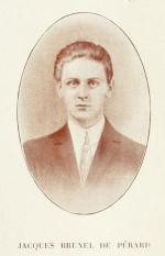 Jacques Brunel de Pérard (1893-1914)