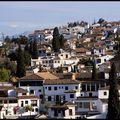 Andalousie, Grenade, Albaicín