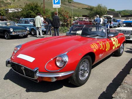 JAGUAR Type E V12 serie III Cabriolet 1971 1975 Bourse d'Echanges de Soultzmatt 2011 1
