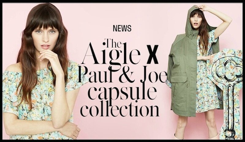 aigle paul & joe