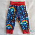 Pantalon confort arc-en-ciel