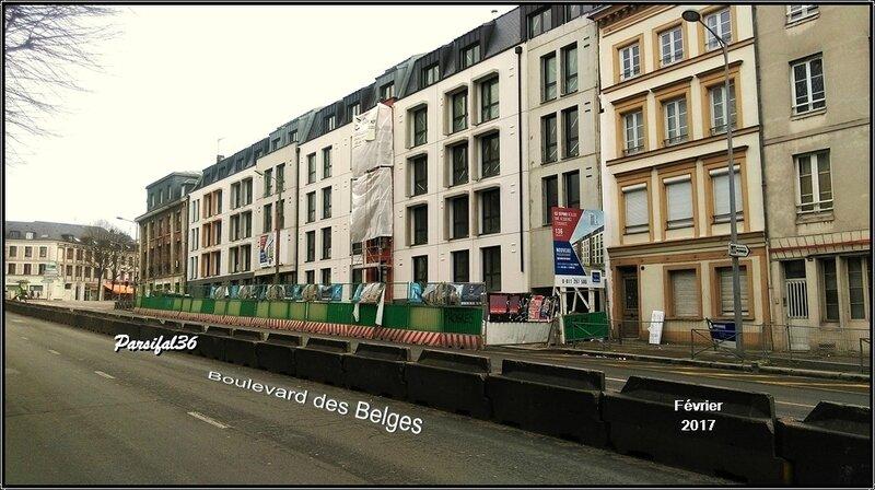 2017 - Bl des Belges - Etudiants