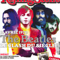 Couverture magazine the beatles