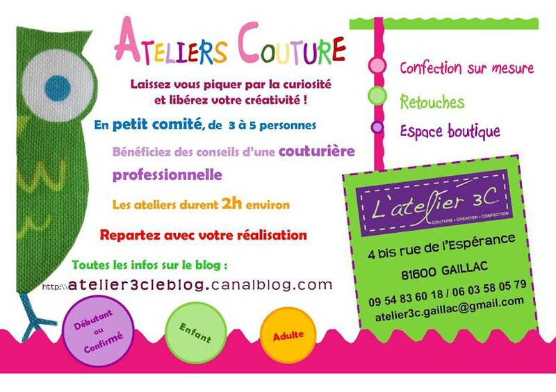 flyer ateliers-couture