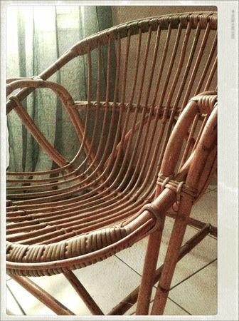 fauteuil vintage bis