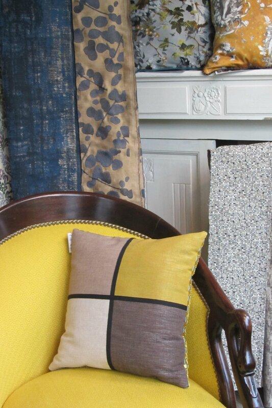 fauteuil restauration tapissier Bohars