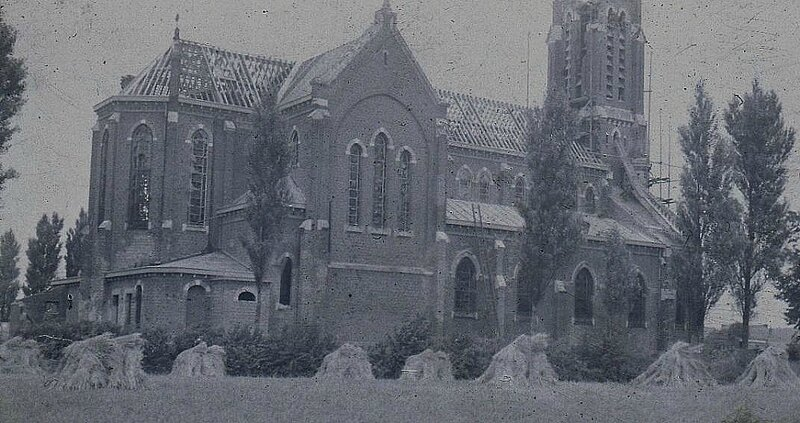 église reconstruction après 39-45 (2)