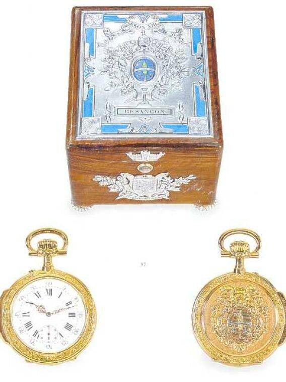 amiet chrono léon XIII