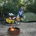 ADA/ Le vélo, les camps et bien + - Bike, campgrounds and more