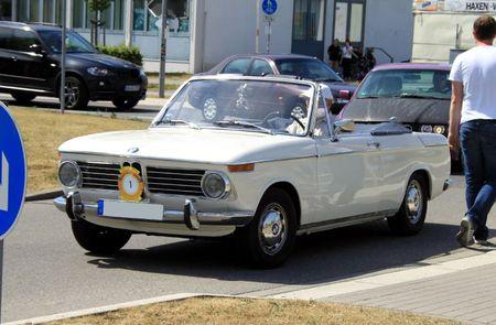 Bmw 1600 cabriolet (RegioMotoClassica 2011) 01