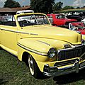 Mercury eight convertible 1947-1948