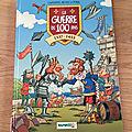 Nous avons lu la guerre de 100 ans 1337-1453