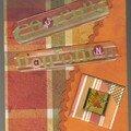 Album accordéon ( couleurs d'automne)