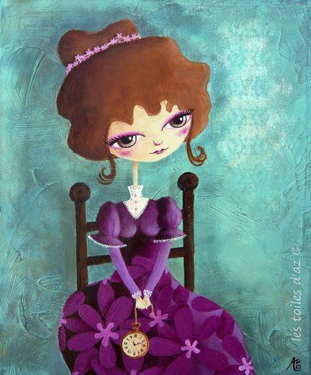 Le tic tac de Violette