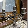 Histoire de chandelier