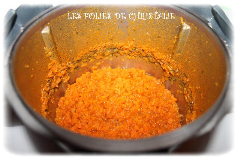 Velouté carottes coco 2