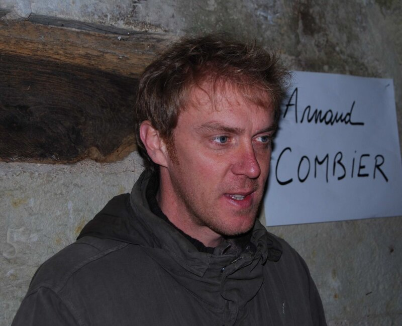 Arnaud Combier (Bourgogne, domaine Combier)