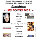 Exposition les doigts d or
