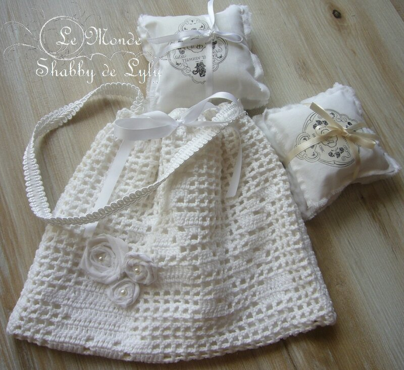 Sac Chic crochet