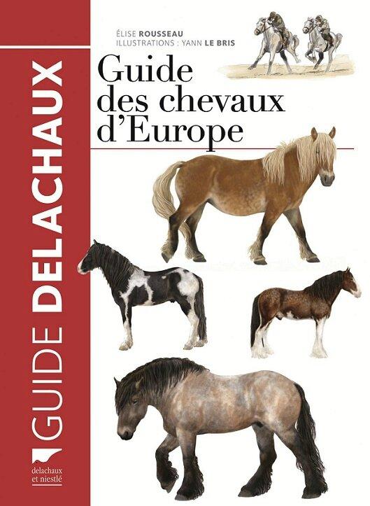 GUIDE DES CHEVAUX D'EUROPE